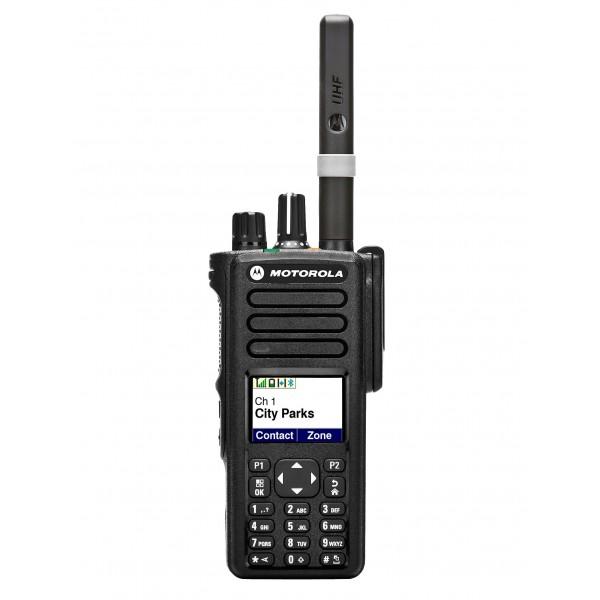 Radiotelefon MOTOROLA DP4801e z GPS i WiFi